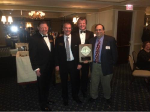 2014 Buz Lange Award